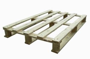 Bancali in legno e pallets a perdere per Imballaggi industriali