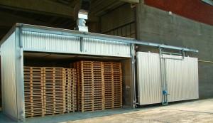 Bancali e Pallets Trattamento termico HT Fitok ISPM 15