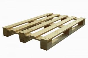 Bancali standard in legno